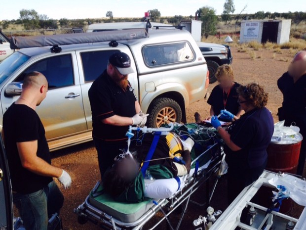 Red Dust, dingoes, trauma and Sepsis - Featured Image