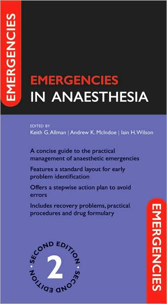 EmergenciesInAnaesthesia2