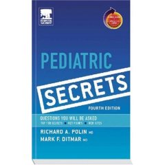 Pediatric Secrets - 4th Edition - Featured Image
