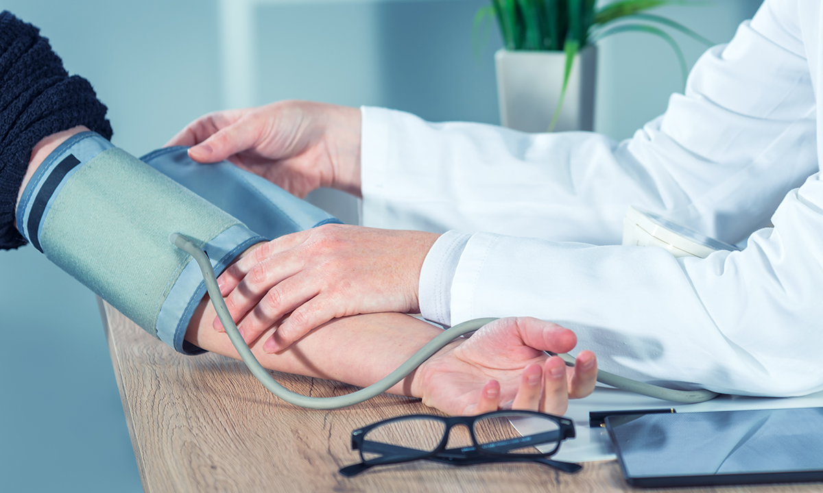 We must not get complacent about blood pressure