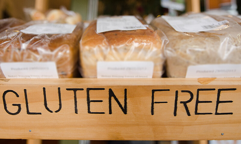 Calls for extra tests on gluten-free foods