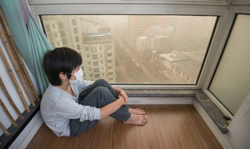 Pollution kills 600,000 kids a year: WHO - Featured Image