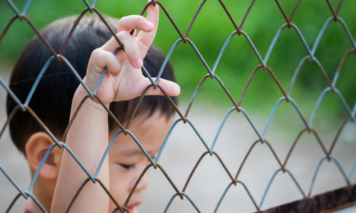 'Get kids out of detention' - Featured Image