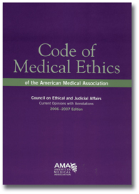 Code of Medical Ethics of the American Medical Association (AMA) - Featured Image