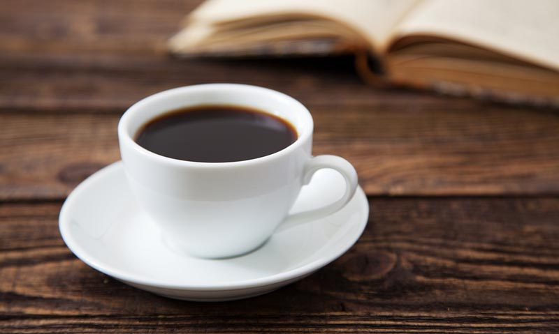 Can coffee trigger arrhythmia?