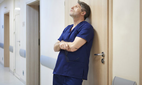 5 things doctors should know about compassion fatigue - Featured Image