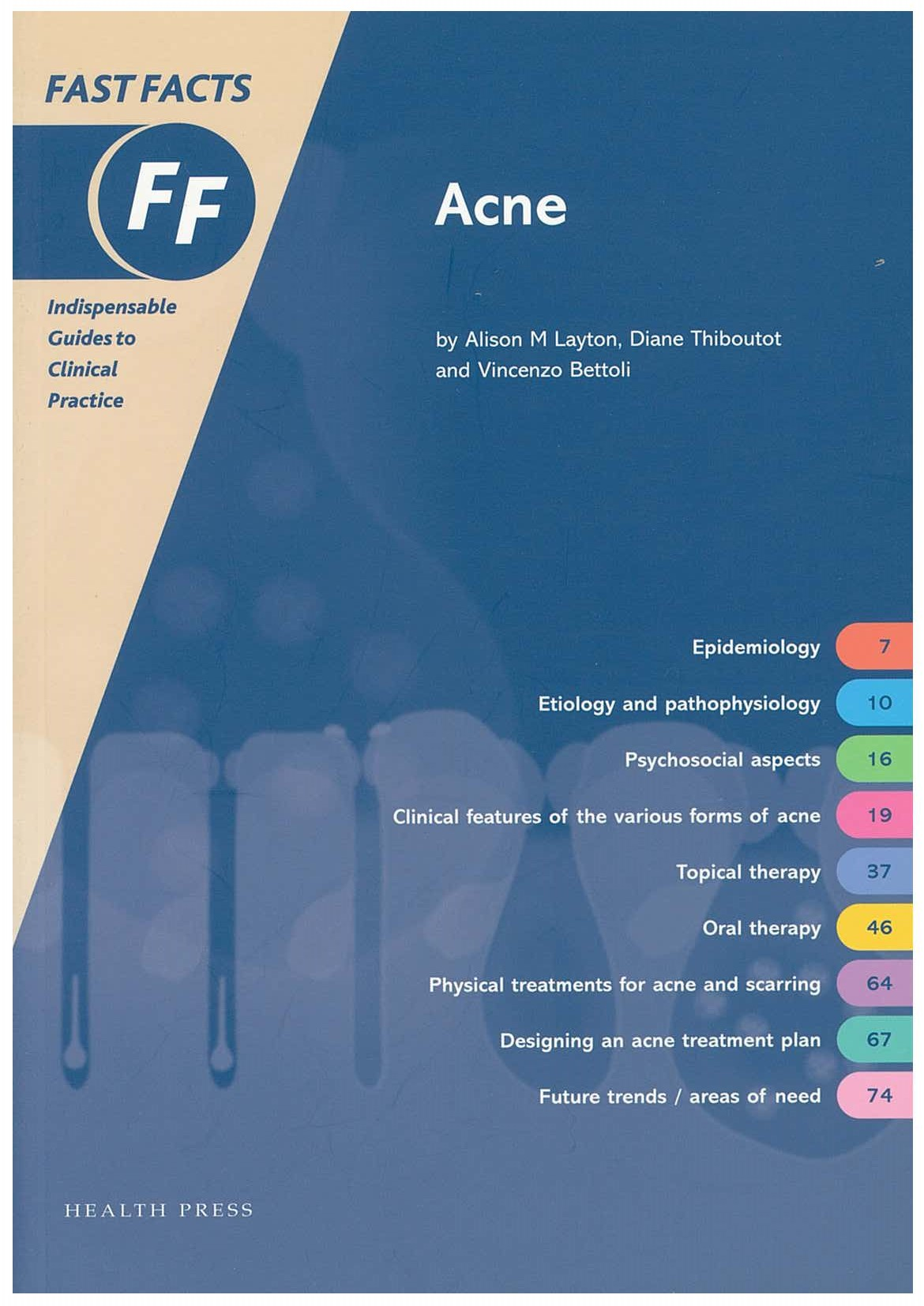 Fast Facts: Acne - Featured Image