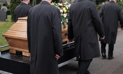 Is it OK to attend your patients' funerals? - Featured Image