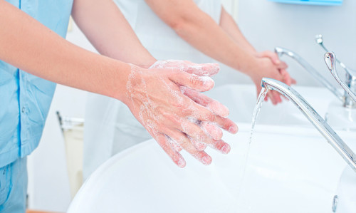 Hand washing initiative successful but not economical - Featured Image