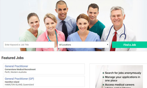 doctorportal's new take on job search - Featured Image