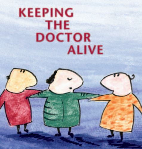 Keeping the Doctor Alive - Featured Image