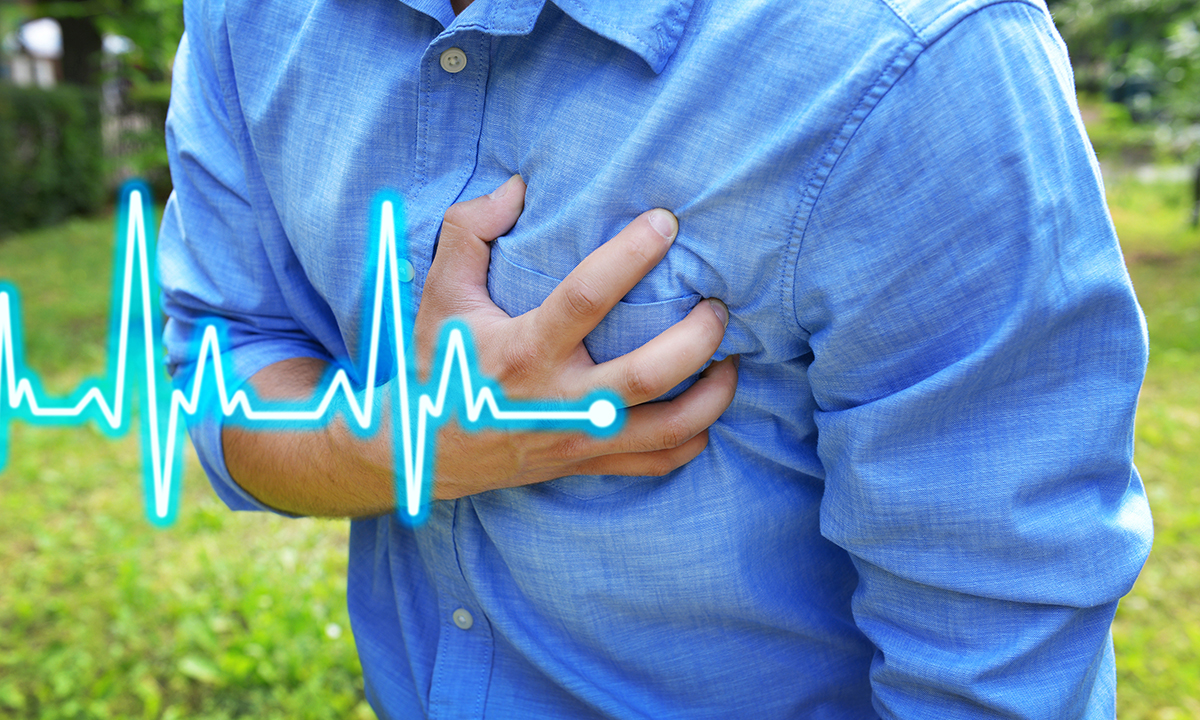 Media campaign boosts chest pain response