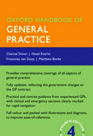 Oxford Handbook of General Practice - 4e - Featured Image