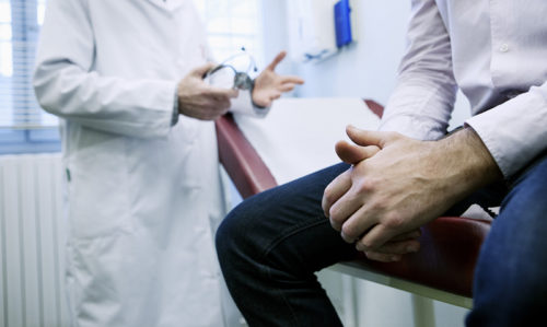 New prostate cancer guidelines endorsed by RACGP - Featured Image