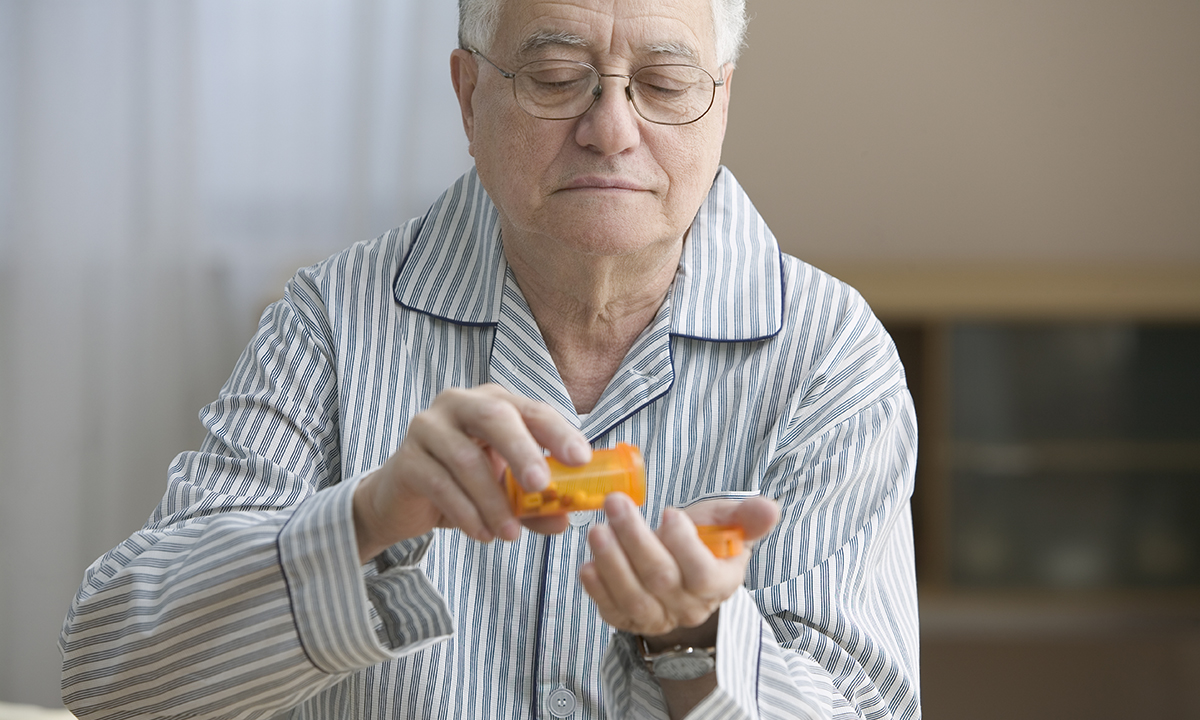 Self-management plans handy for seniors with comorbidities