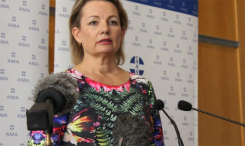 SussanLey holds onto Health - Featured Image